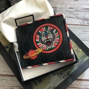 New Gucci Night Courrier Wallet style 496333